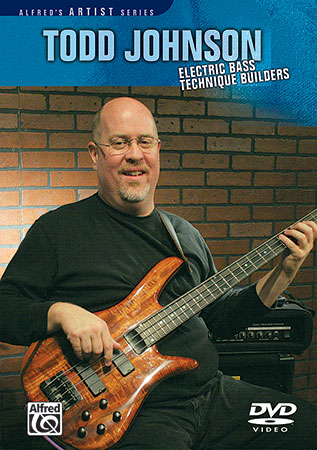 Todd Johnson Electric Bass Technique