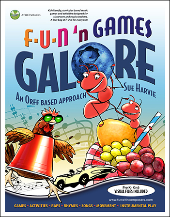F-U-N 'n Games Galore