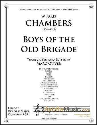 Boys of the Old Brigade