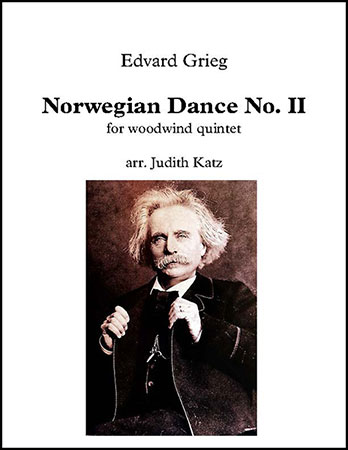 Norwegian Dance No. II