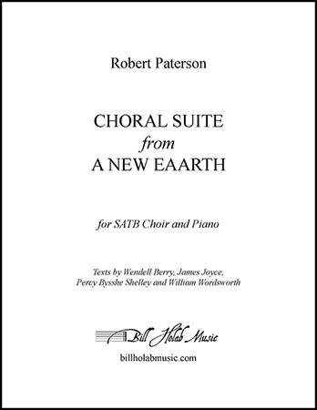 Choral Suite from A New Eaarth