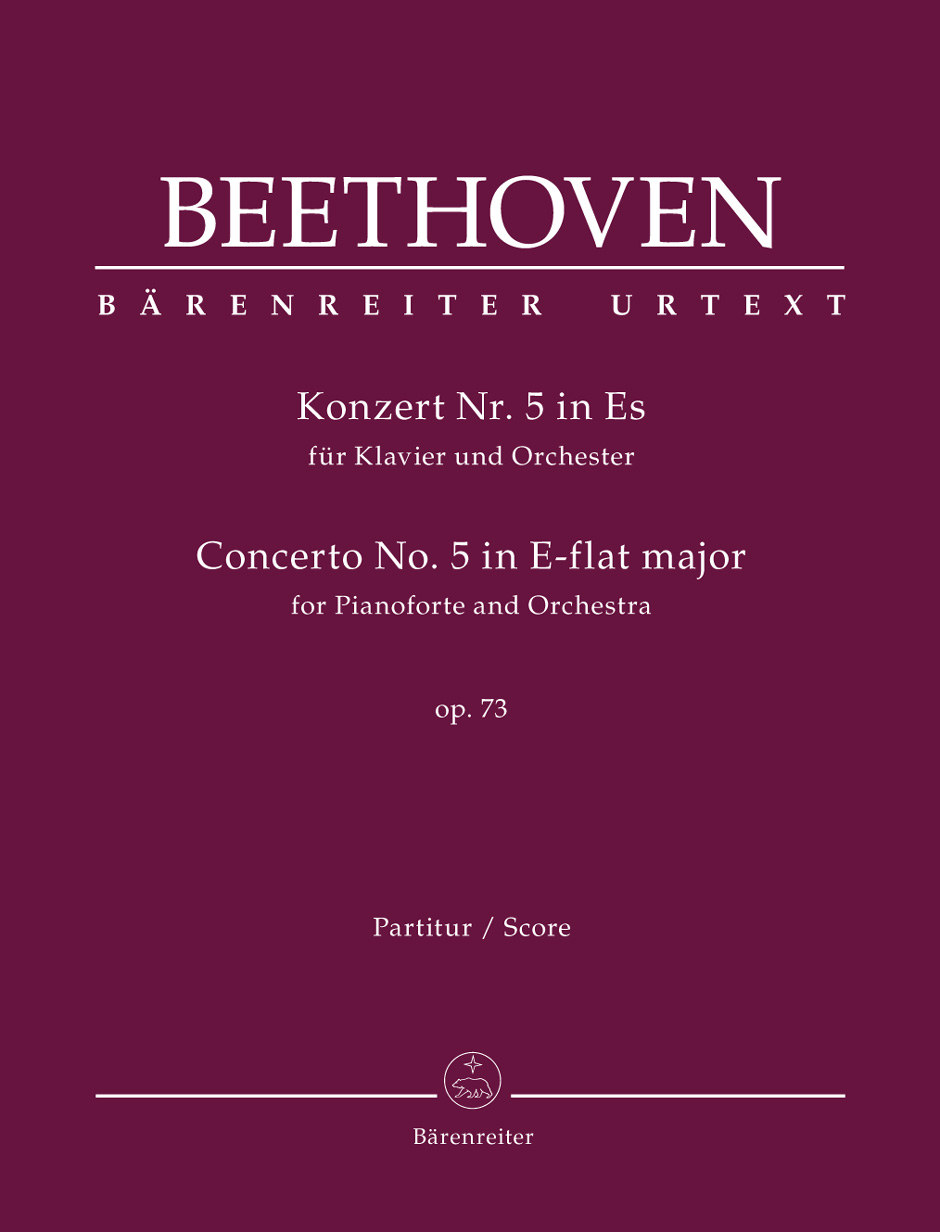 Concerto No. 5 in E-flat Major, Op. 73