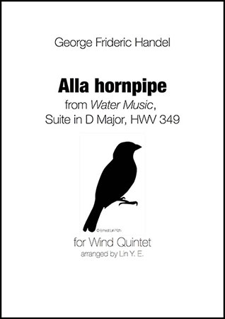 Alla Hornpipe from Water Music Suite