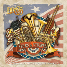 Stars and Stripes: Canadian Brass Salute America