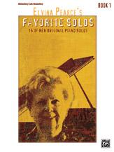 Elvina Pearce's Favorite Solos
