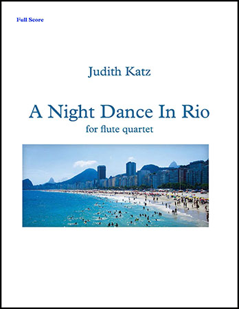 A Night Dance In Rio