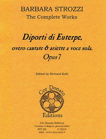 Diporti di Euterpe, Op. 7