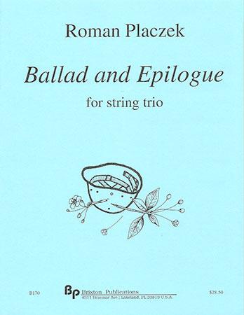 Ballad and Epilogue