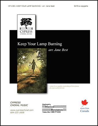 Keep Your Lamp Trimmed and Burning