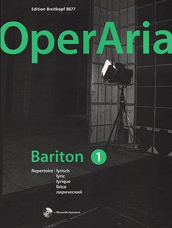OperAria, Vol. 1: Lyric Baritone