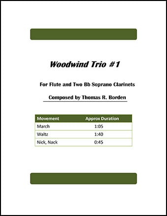Woodwind Trio #1