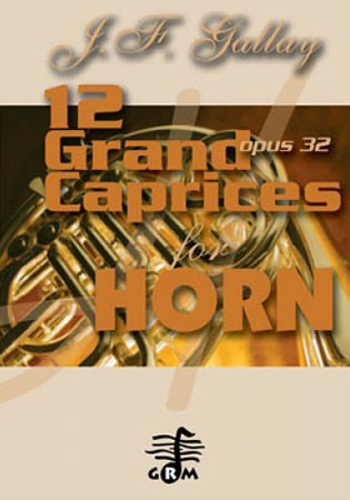 12 Grands Caprices, Op. 32