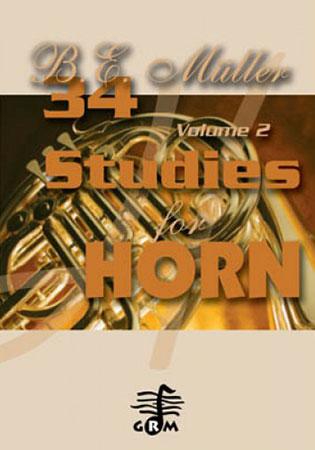 34 Studies, Op. 64 #2