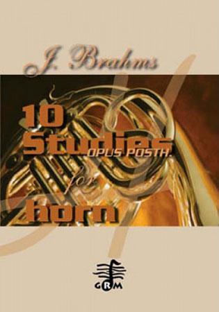 10 Horn Studies, Op. Posth.