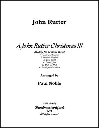 A John Rutter Christmas III