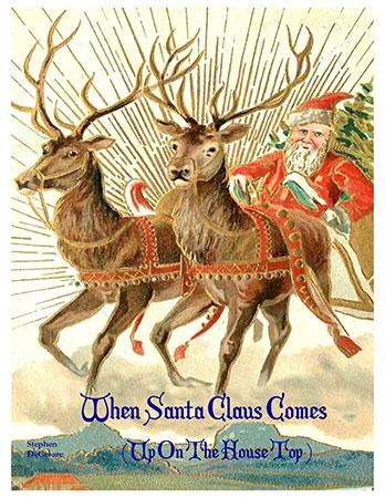 When Santa Claus Comes