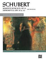Moments Musicaux, Op. 94 & Impromptus, Op. 90 & 142