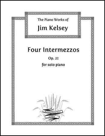 Four Intermezzos, Op. 21