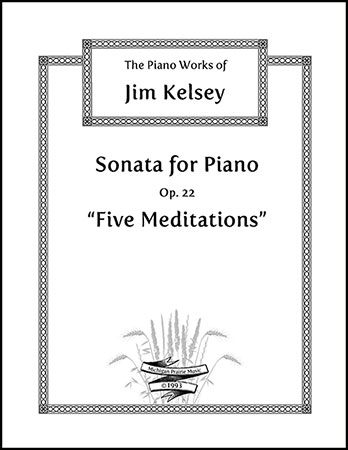 Sonata for Piano, Op. 22