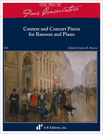 Contest and Concert Pieces for Bassoon and Piano