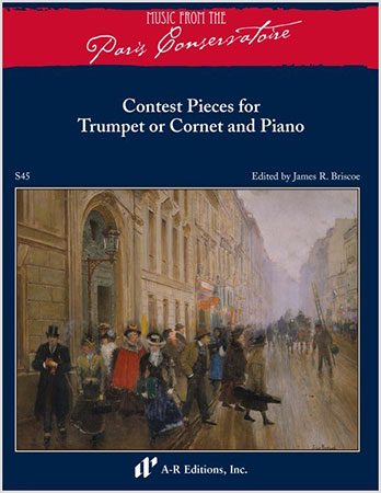 Contest and Concert Pieces for Trumpet and Piano