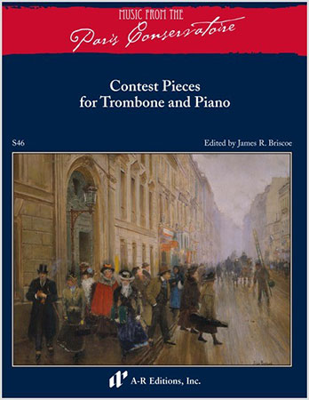 Contest and Concert Pieces for Trombone and Piano