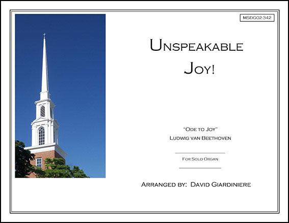 Unspeakable Joy