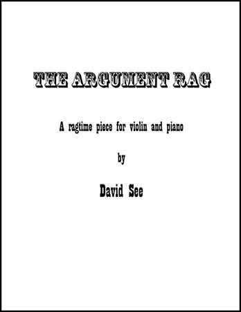 The Argument Rag
