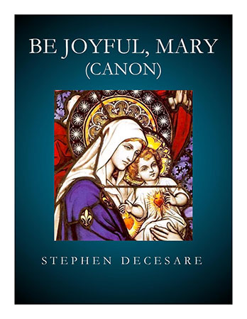Be Joyful, Mary