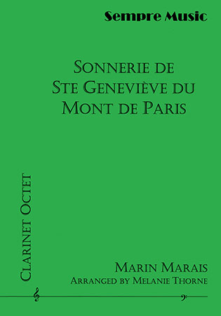 Sonnerie de Ste. Genevieve du Mont de Paris
