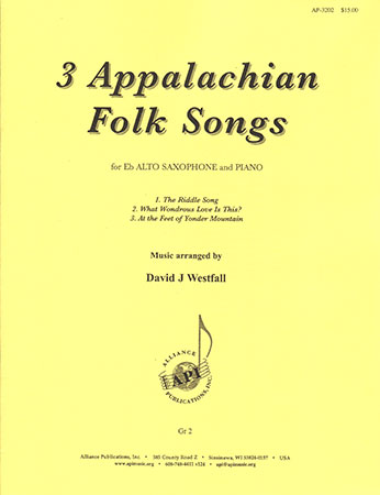 Three Appalachian Folk Songs