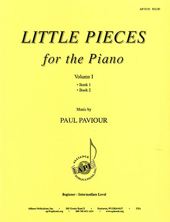 Little Pieces for the Piano Vol. 1