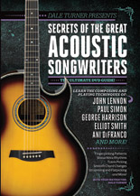 Secrets of the Great Acoustic Songwriters