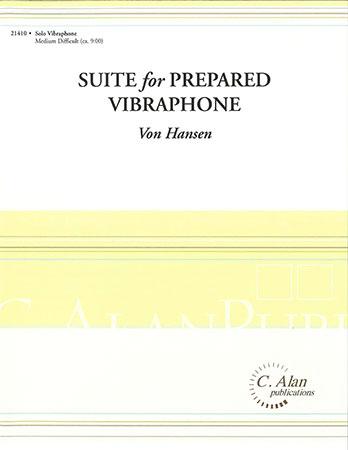 Suite for Prepared Vibraphone