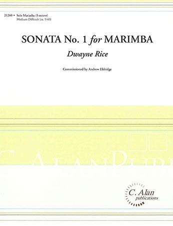 Sonata No. 1 for Marimba