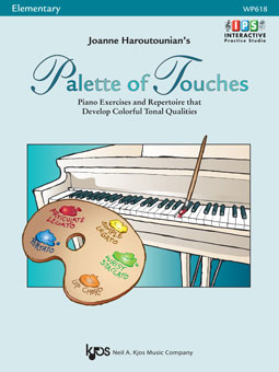 Palette of Touches
