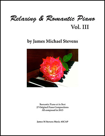 Relaxing & Romantic Piano, Vol. III Thumbnail