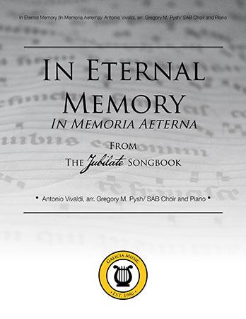 In Eternal Memory