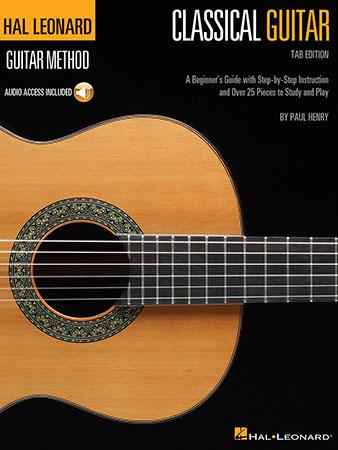 Hal Leonard Guitar Method: Classical Guitar