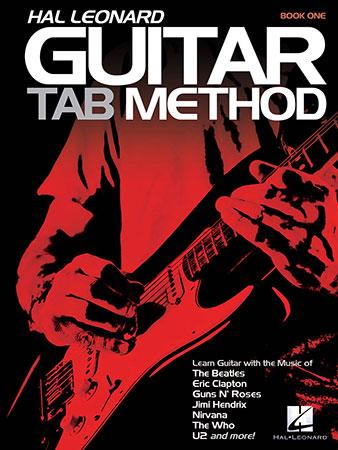 Hal Leonard Guitar Tab Method Vol. 1