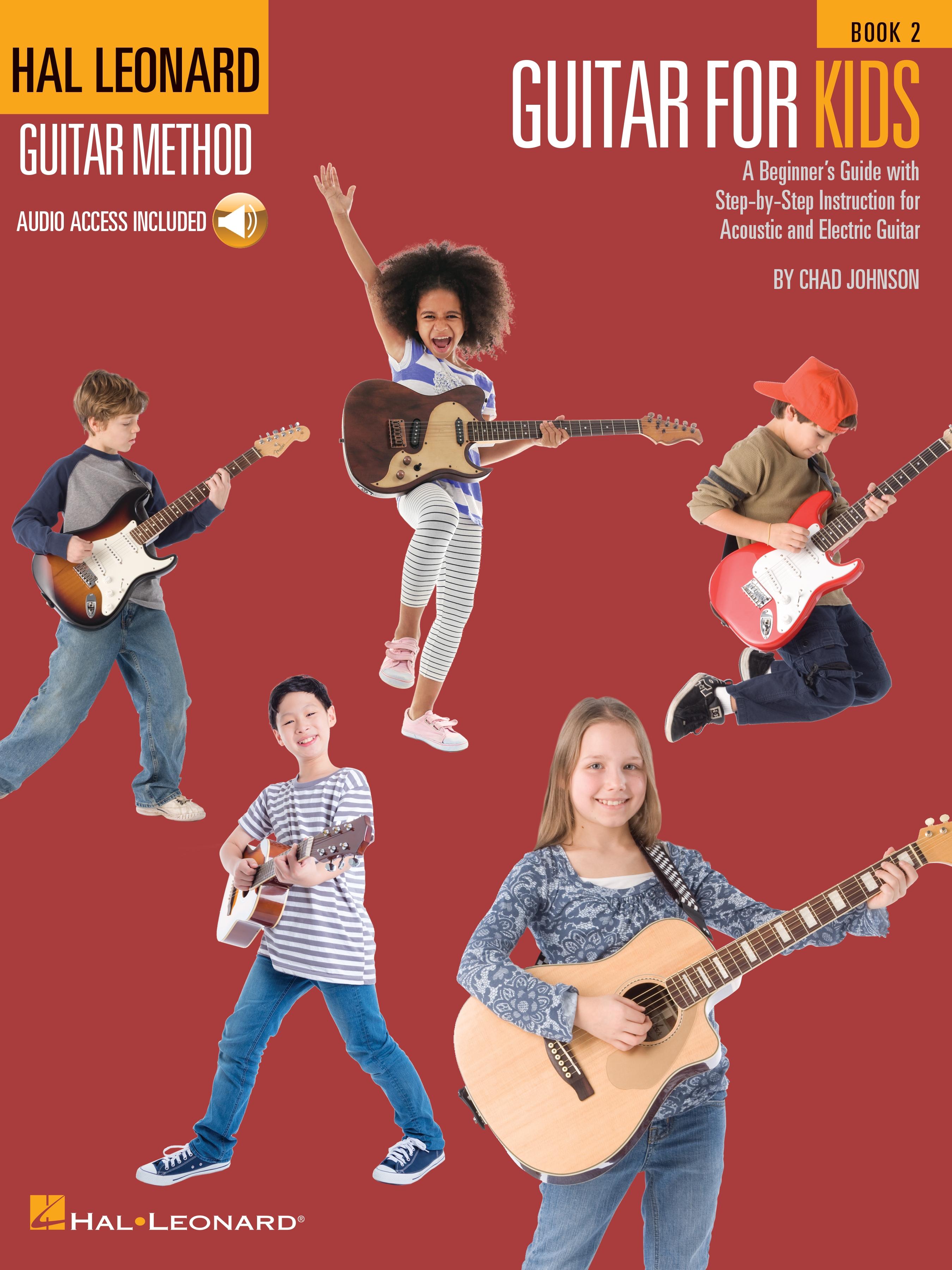 Guitar for Kids Vol. 2