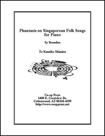Phantasie on Singaporean Folk Songs Thumbnail
