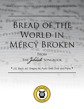 Bread of the World, in Mercy Broken