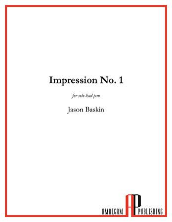 Impression No. 1