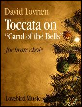 Toccata on Carol of the Bells