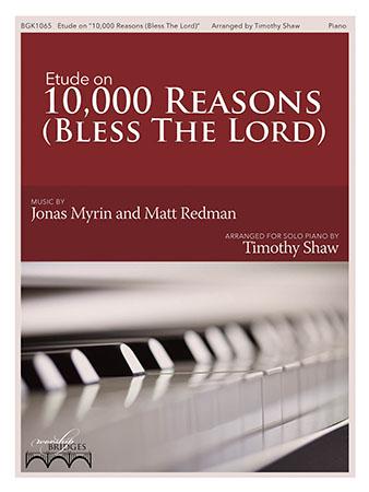 Etude on 10,000 Reasons