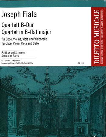 Quartet in B-flat Major