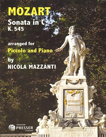 Sonata in C, K. 545