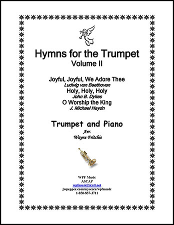 Hymns for the Trumpet Volume II