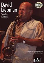 David Liebman Teaches and Plays